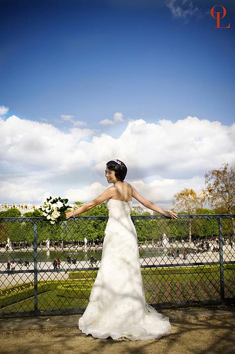 Свадьба в Париже: фото и видео процесса, сценарий 67