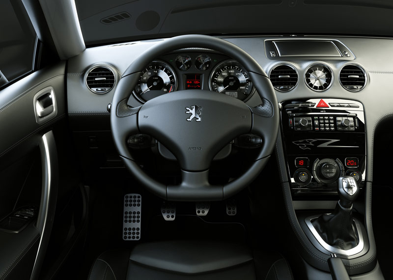 Gaming universe forum brummbrumm was f r ein auto habt for Peugeot rcz interieur