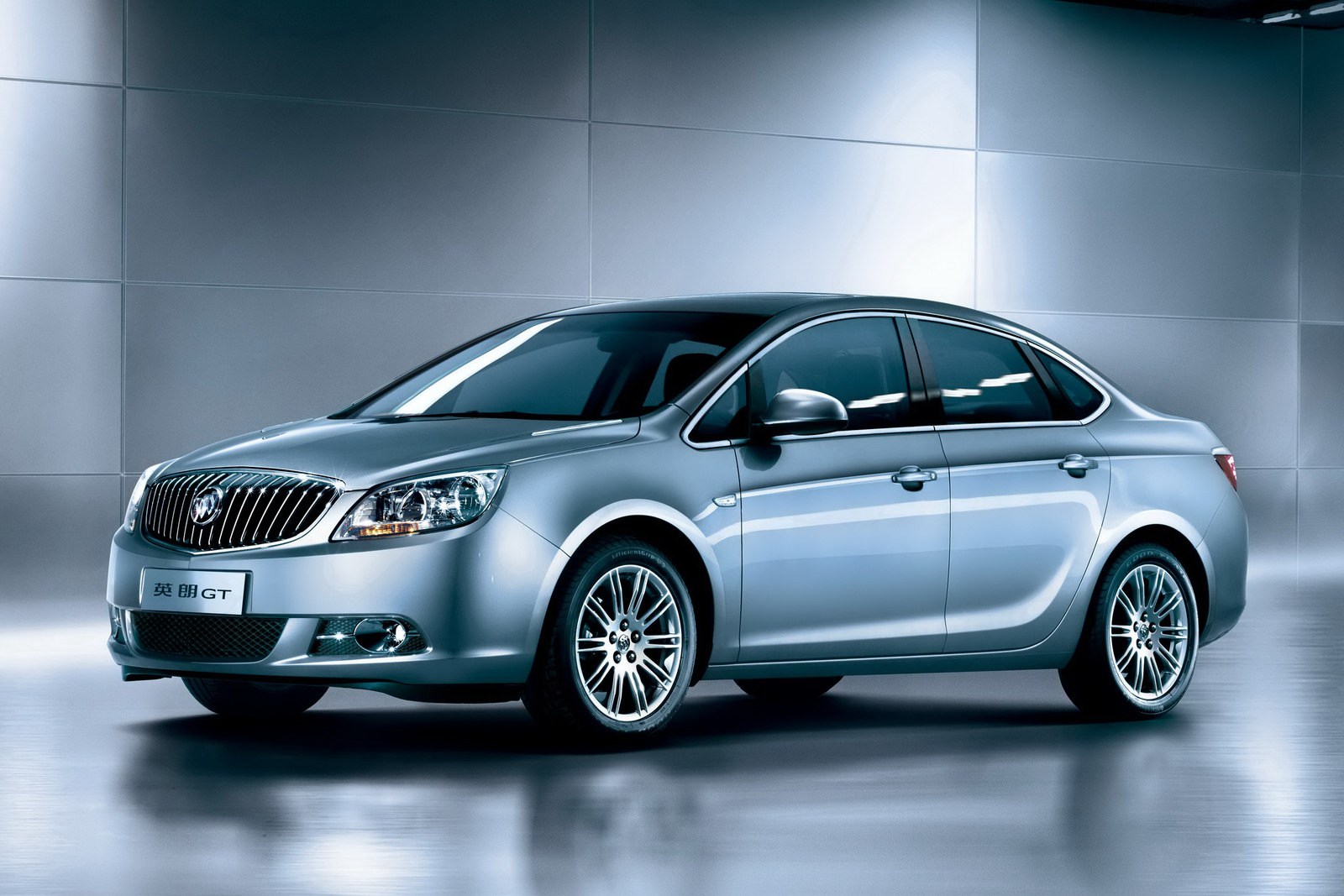 2010 Buick Verano Opel Astra Sedan To Be Built In