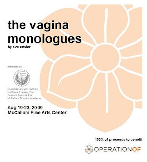 The Vagina Monologues in San Antonio, TX - Feb 22,