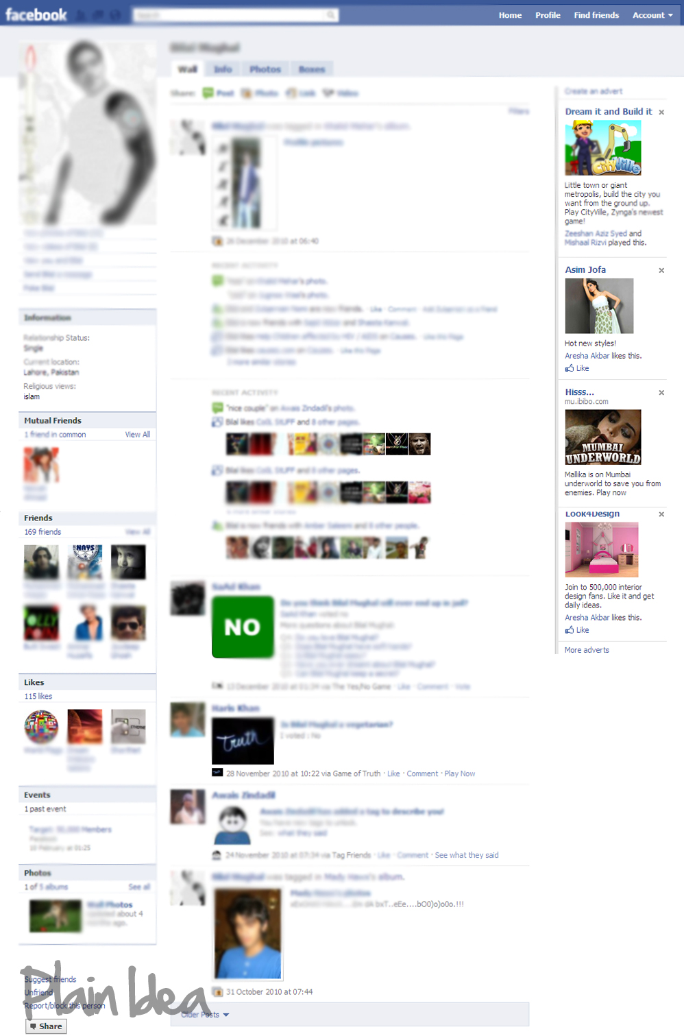 how to develop facebook page