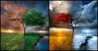 seasonscape by alexiuss.deviantart.com