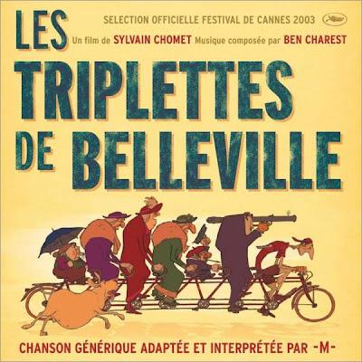 [OST] Les Triplettes De Belleville - Ben Charest (2004) jueves 30
