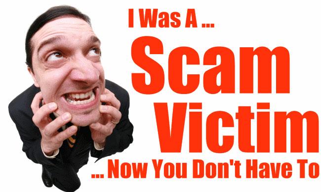 scam and victim