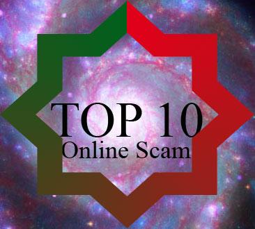 Top 10 online scams