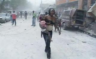 Gempa Haiti