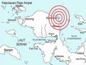 Gempa Manokwari