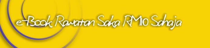 eBook Rawatan Saka RM10 Sahaja