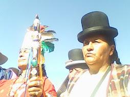 Cumbre sobre el cambio climatico en Bolivia