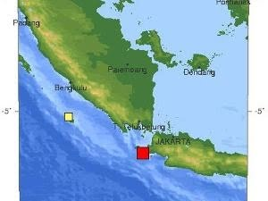The earthquake that lurk Jakarta