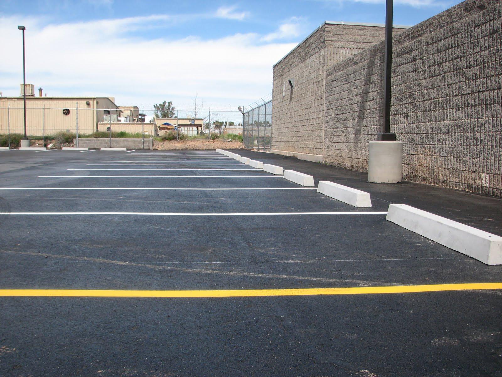 Moyers Contracting Inc Quot Parking Lot Maintenance