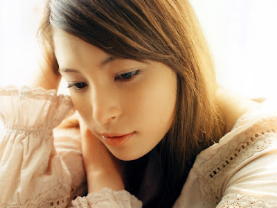 Uehara Takako one of J-Pop group