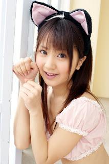 Shoko Hamada Sexy Race queen