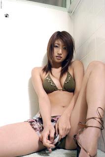 Sayaka Ando Japanese gravure idol