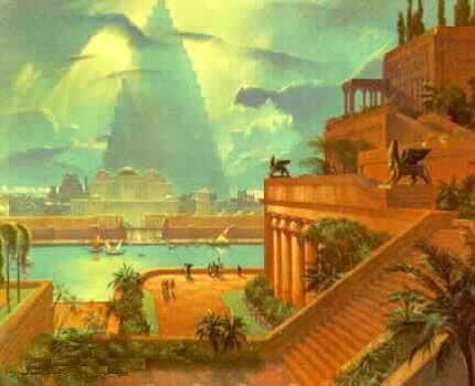 Renee Yancy The Hanging Gardens Of Babylon
