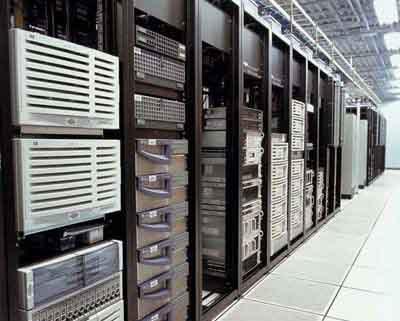 ماذا تعرف عن الحاسبات الخادمة servers ؟ A