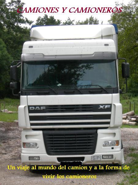 Camiones y camioneros
