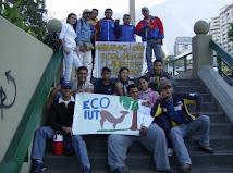 """Agrupación Ecológica""""La Tierra Primero y EcoIUT"""