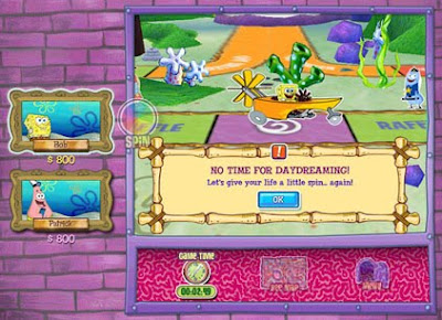 System Requirements for Nick Games Sponge Bob Game of Life