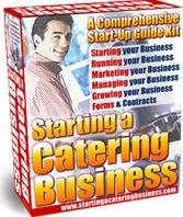 book on starting a catering business