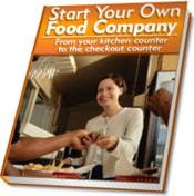 book on starting a food company