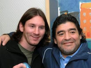 Maradona ritrova la Germania