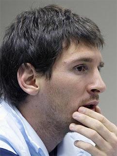 Messi furioso non accetta la critica argentina