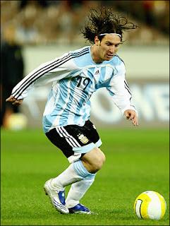 Messi vuole vincere con l'Argentina