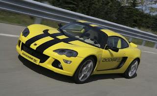 Chrysler lancerà la sua auto elettrica nel 2010: nella foto, la Dodge EV elettrica.
