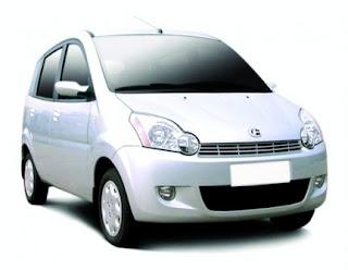 Il 2008 delle auto elettriche: la Nice Car è finita in amministrazione controllata in UK.