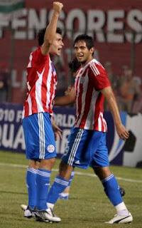 Amichevoli per il Paraguay