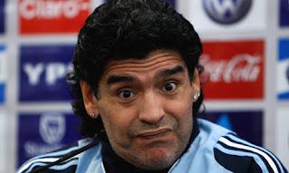 Maradona squalificato per Argentina - Uruguay