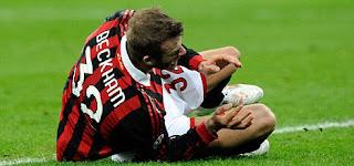 Niente Mondiali per David Beckham