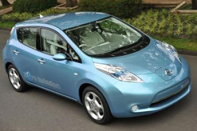La Nissan Leaf presto in flotta Hertz?