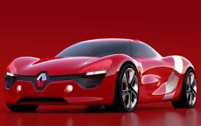 L'ultima concept car elettrica della Renault: la sportivissima due posti DeZir