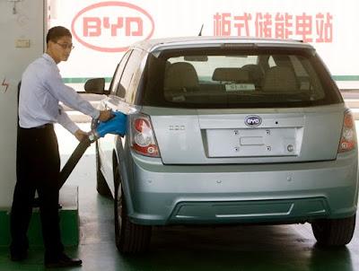 A Shenzhen incentivi per le auto elettriche fino a 12.000 euro!