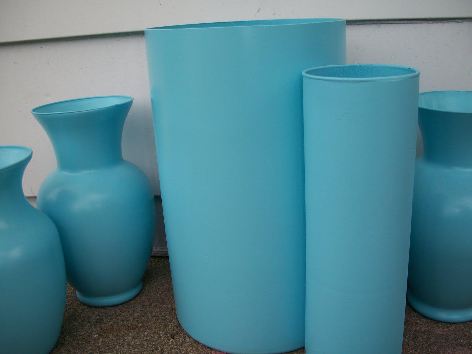 spray paint glass vase vases sale. Black Bedroom Furniture Sets. Home Design Ideas