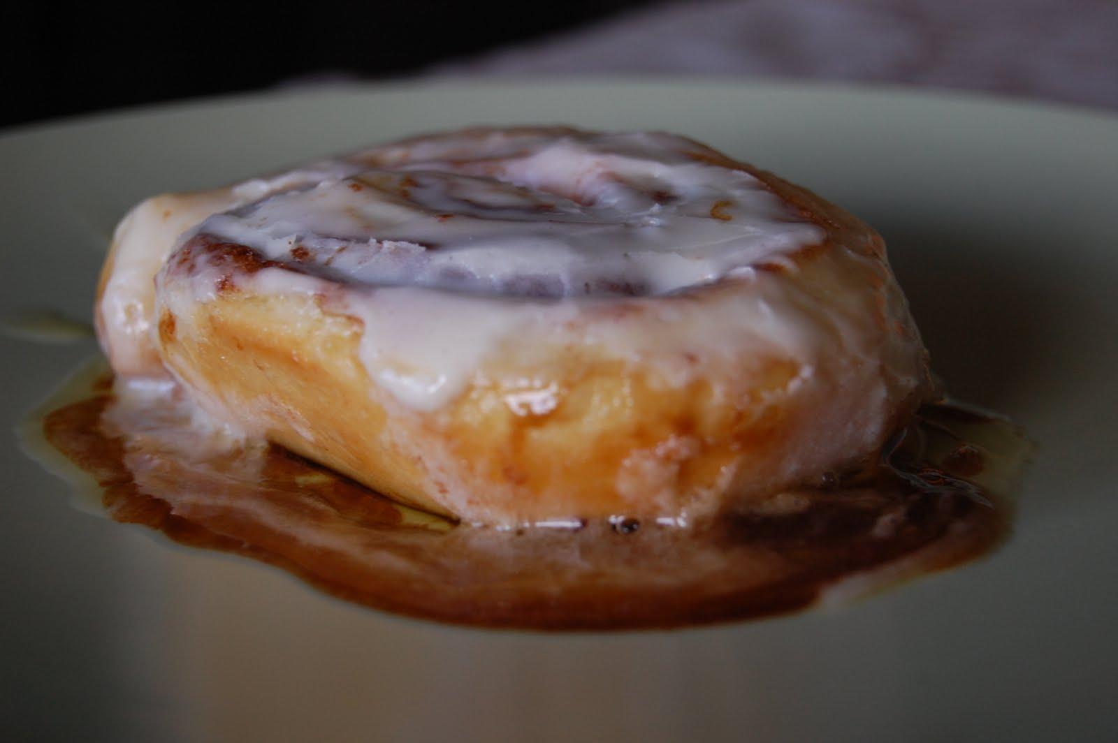 Christine Marie's Recipes: Gooey Cinnamon Rolls