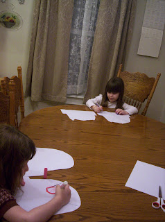 Almost unschoolers puffed paper sleeves an anne of for Anne of green gables crafts