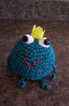 Kawaii Frog Amigurumi : Almost Unschoolers: Amigurumi Crochet Frog - Cute Enough ...