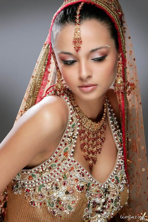 Maang Tikka Hair Jewelry