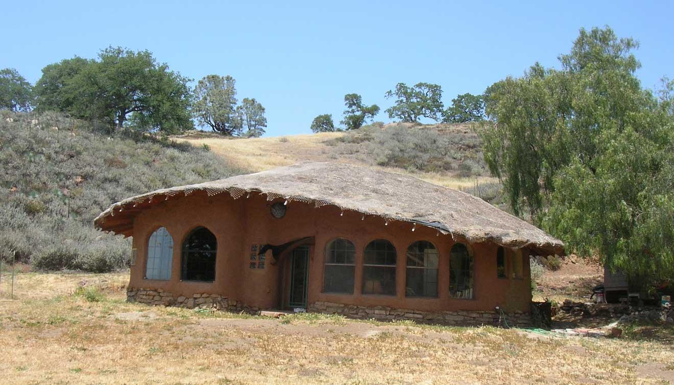Natural Building Materials : Blue ridge music dave b cob and natural building materials