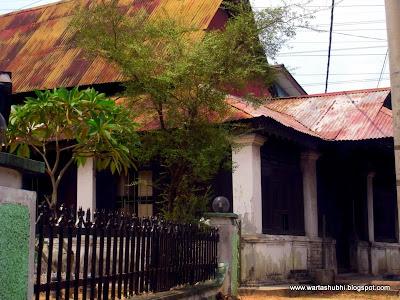 Masjid Lama Kubang Semang