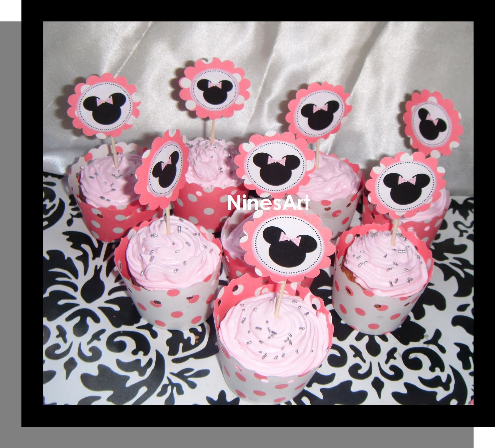 Pin cumpleanos tematicos minnie mouse wallpapers real - Cumpleanos minnie mouse ...