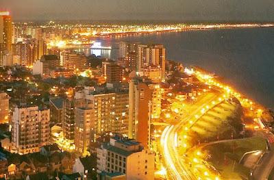 Mar del Plata - La Perla del Atlantico Baires_mardel_noche_postal_299