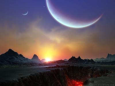 Imágenes de Ciencia Ficción Sunrise-on-tarsus-IV