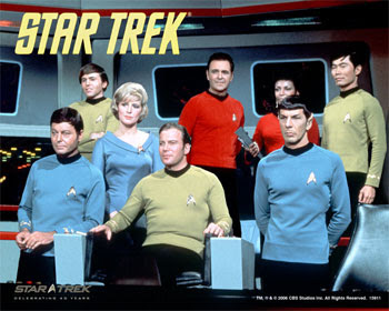Star trek 16079star-trek-crew-posters