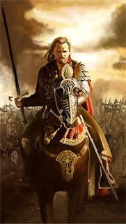 El Señor de los Anillos Aragon