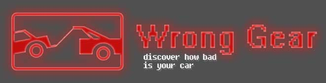 Wrong Gear - Discover how bad is your car