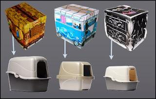 the french corner cache liti re d co pour minouche. Black Bedroom Furniture Sets. Home Design Ideas